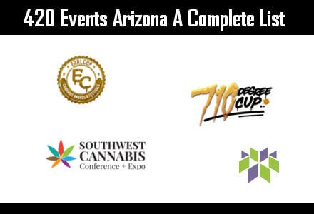 420 Events Arizona a Complete List with Comparison