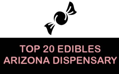 Top 20 Edibles in Arizona based on 2017 Errl Cup Results Arizona Medical Marijuana Events