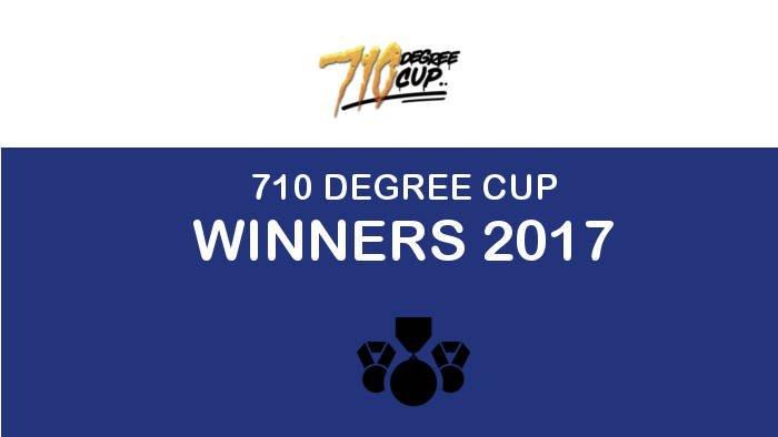Errl Cup Winners 2017 | 710 Degree Cup